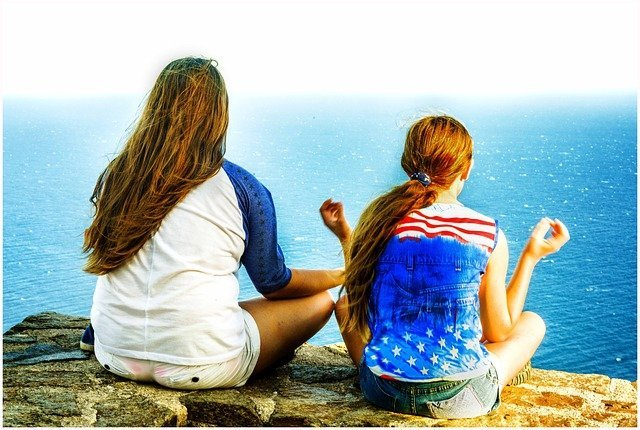 Meditation With Children Benefits Us All