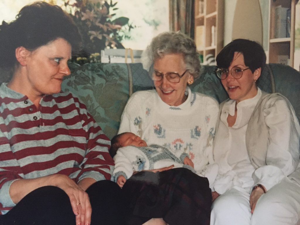 4 Generations and 3 Major Stages of Numerology